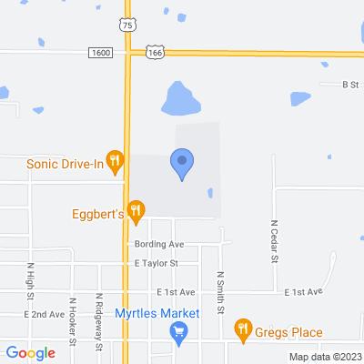 601 Bullpup Blvd, Caney, KS 67333, USA