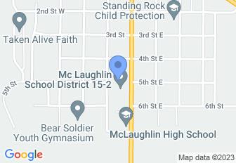 601 Main St, McLaughlin, SD 57642, USA