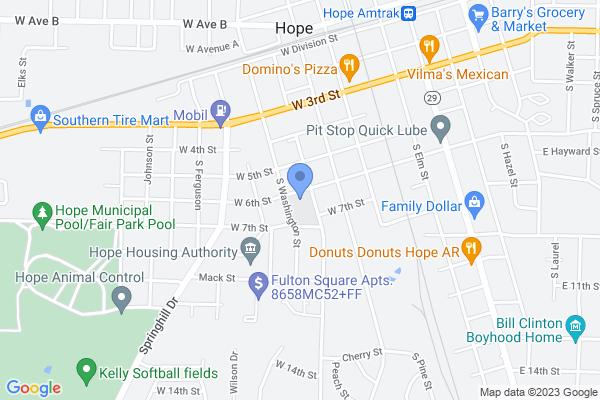 601 West 6th Street, Hope, AR 71801, USA