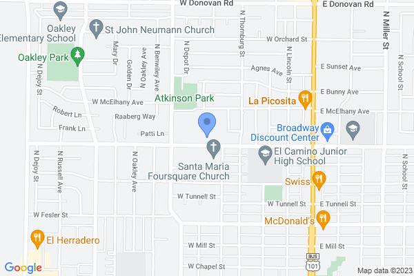 601 West Alvin Avenue, Santa Maria, CA 93458, USA