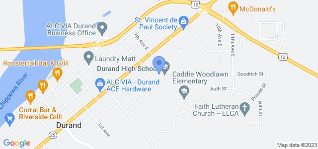 604 7th Ave E, Durand, WI 54736, USA