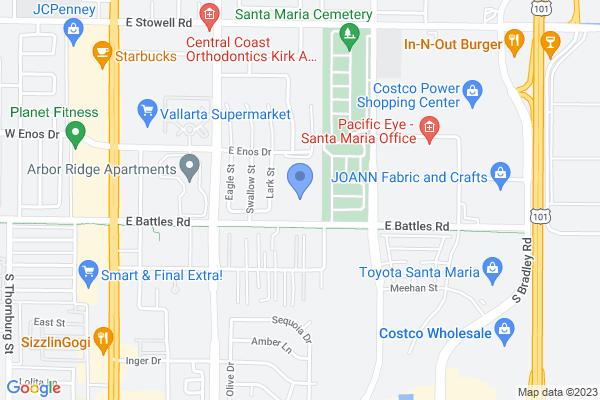 605 East Battles Road, Santa Maria, CA 93454, USA