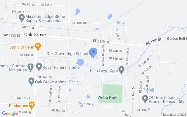 605 SE 12th St, Oak Grove, MO 64075, USA