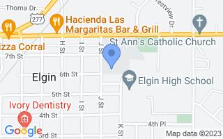 610 J St, Elgin, OK 73538, USA