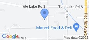 611 132nd St S, Tacoma, WA 98444, USA