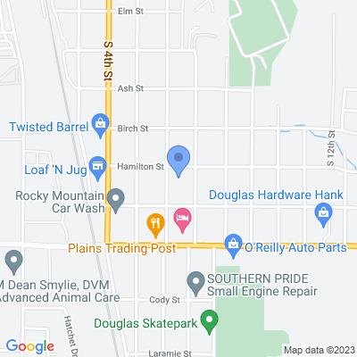 615 Hamilton St, Douglas, WY 82633, USA