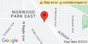 The Garage Bar & Sandwiches Location