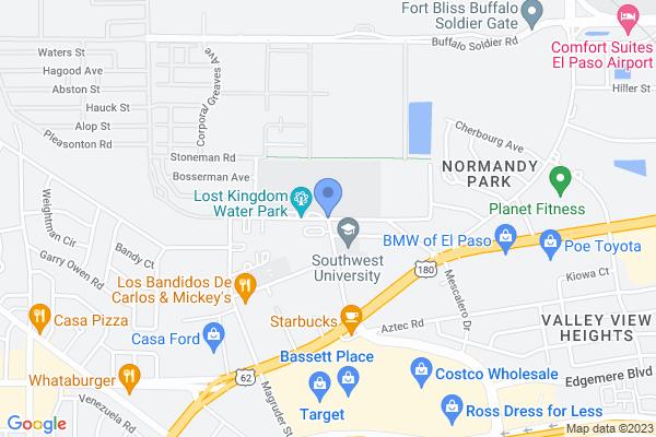 6189-6165 Hughey Cir, El Paso, TX 79925, USA