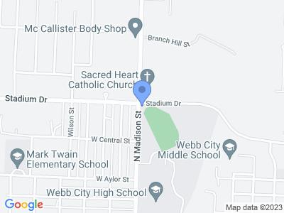 621 N Madison St, Webb City, MO 64870, USA