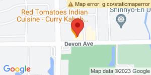 Salt Creek Pizza & Pub Location