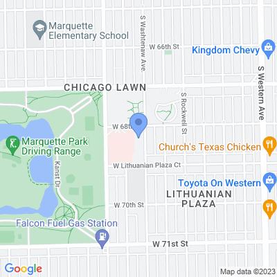 6820 S Washtenaw Ave, Chicago, IL 60629, USA