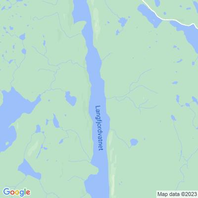 Langfjordvatn
