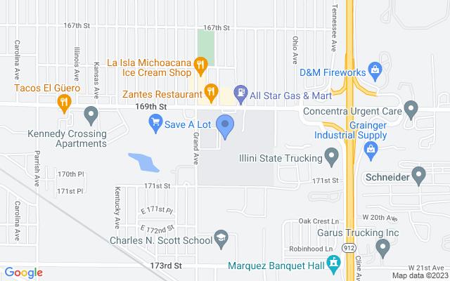 6915 Grand Ave, Hammond, IN 46323, USA