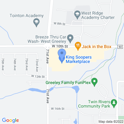 6922 W 10th St, Greeley, CO 80634, USA