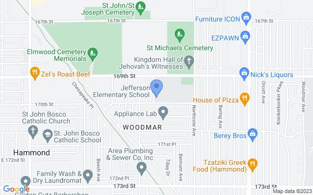 6940 Northcote Ave, Hammond, IN 46324, USA