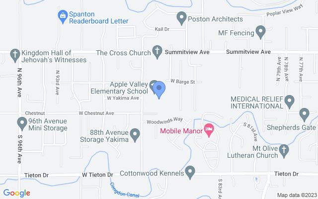 7 N 88th Ave, Yakima, WA 98908, USA