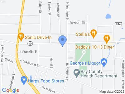 701 East Main Street, Richmond, MO 64085, USA