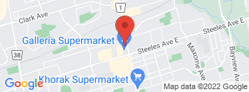 Google Map of 7064+Yonge+Street%2CThornhill%2COntario+L4J+1V7