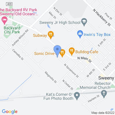 709 North Sycamore Street, Sweeny, TX 77480, USA
