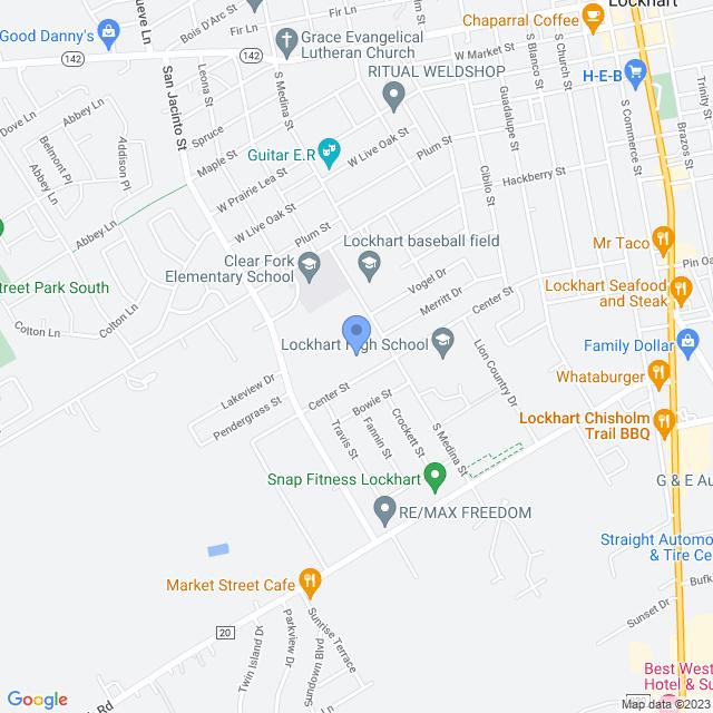 715 S Medina St, Lockhart, TX 78644, USA
