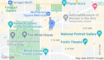 Location of Office of the DC Auditor