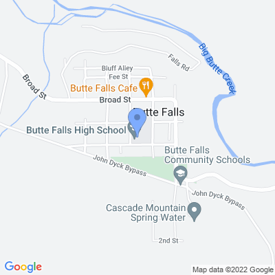 720 Laurel Ave, Butte Falls, OR 97522, USA