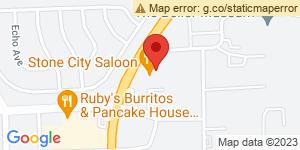 Stone City Saloon Location