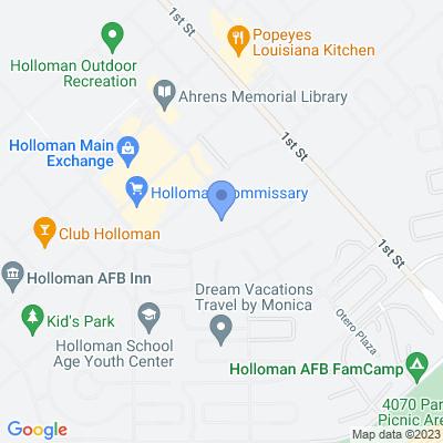 750 Arnold Ave, Holloman AFB, NM 88330, USA