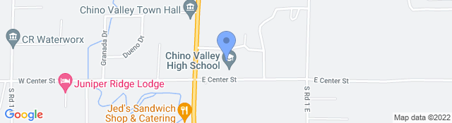 760 E Center St, Chino Valley, AZ 86323, USA