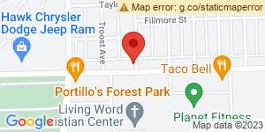 Golden Steer Steakhouse Location