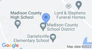 777 Madison St, Danielsville, GA 30633, USA