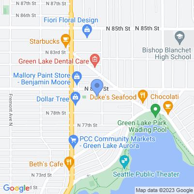 7821 Stone Ave N, Seattle, WA 98103, USA