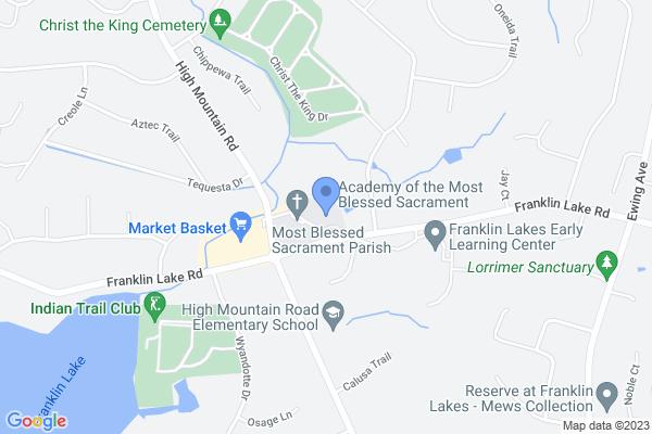 785 Franklin Lake Road, Franklin Lakes, NJ 07417, USA
