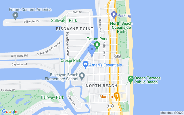 7902 Carlyle Ave, Miami Beach, FL 33141, USA
