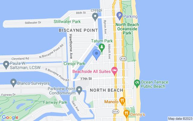 7902 Carlyle Ave, Miami Beach, FL 33141, USA