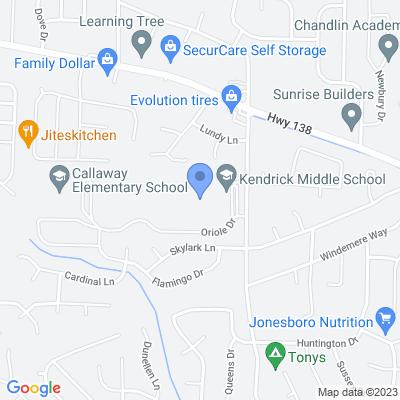7971 Kendrick Rd, Jonesboro, GA 30238, USA