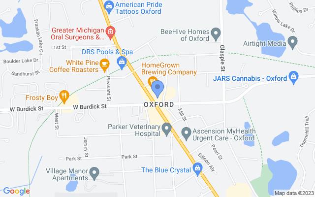 8 N Washington St, Oxford, MI 48371, USA