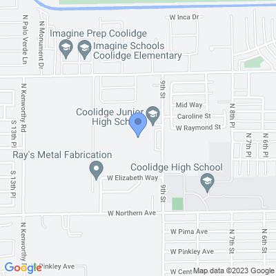 800 9th St, Coolidge, AZ 85128, USA