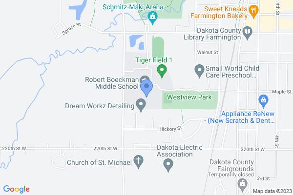 800 Denmark Avenue, Farmington, MN 55024, USA