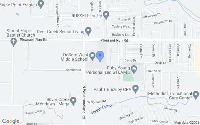 800 N Westmoreland Rd, DeSoto, TX 75115, USA