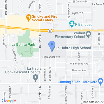 801 Highlander Ave, La Habra, CA 90631, USA