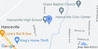 801 Commercial St, Hanceville, AL 35077, USA