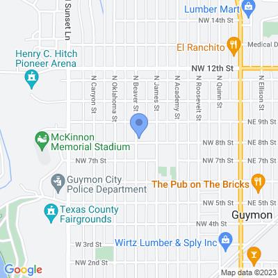 801 N Beaver St, Guymon, OK 73942, USA