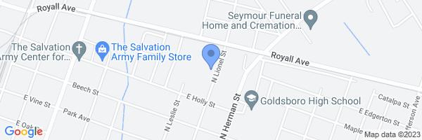 801 N Lionel St, Goldsboro, NC 27530, USA