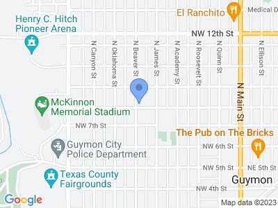 801 North Beaver Street, Guymon, OK 73942, USA