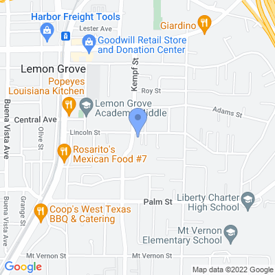 8025 Lincoln St, Lemon Grove, CA 91945, USA