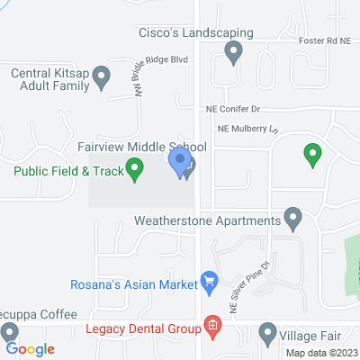 8107 Central Valley Rd NE, Bremerton, WA 98311, USA