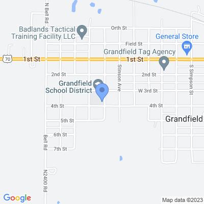 811 W 3rd St, Grandfield, OK 73546, USA