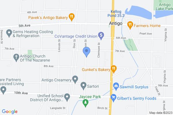 815 7th Ave, Antigo, WI 54409, USA