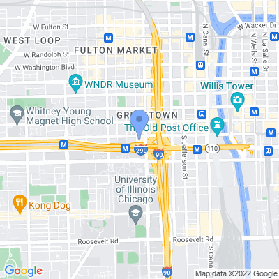 815 West Van Buren Street, Chicago, IL 60607, USA